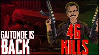 46 Kills Double Chicken Dinner - Gaitonde Is Back | JACK SHUKLA LIVE
