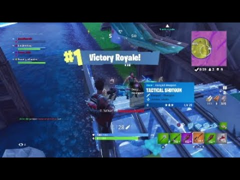 How to have an orgy in Fortnite - (Fortnite Battle Royale)