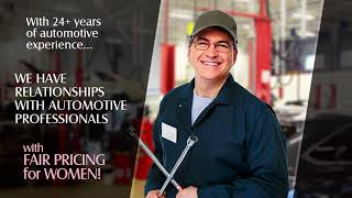 Trusted Auto Mechanics - SPANISH - Womens Auto Connection