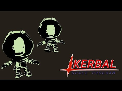 Kerbal Space Program (1.4.0): Launch and Crew Transfer KSS-1