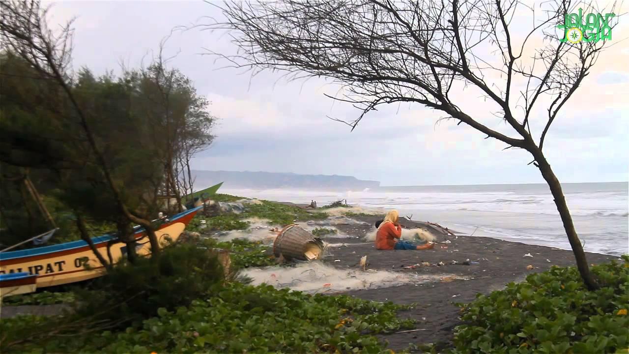 wisata baru di jogja 2016 Pantai Baru Bantul Yogyakarta