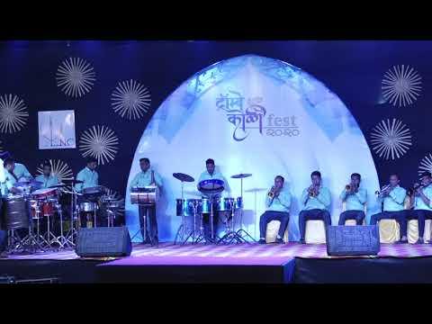 """Trombay Koli Fest 2020. 3rd Year """"Brass Band Mahostav"""" """"ASHTAVINAYAK BRASS BAND"""" MAHIM."""