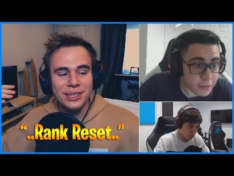 RiotBlaustoise talked about Streamers's reaction to the Rank System | LoL Daily Moments Ep #375