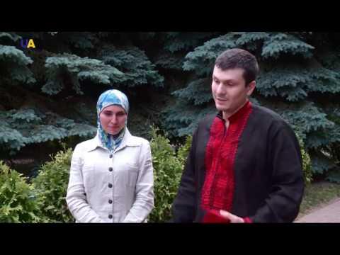 Ukraine Awards Female Chechen Sniper Who Foiled Assassination Attempt