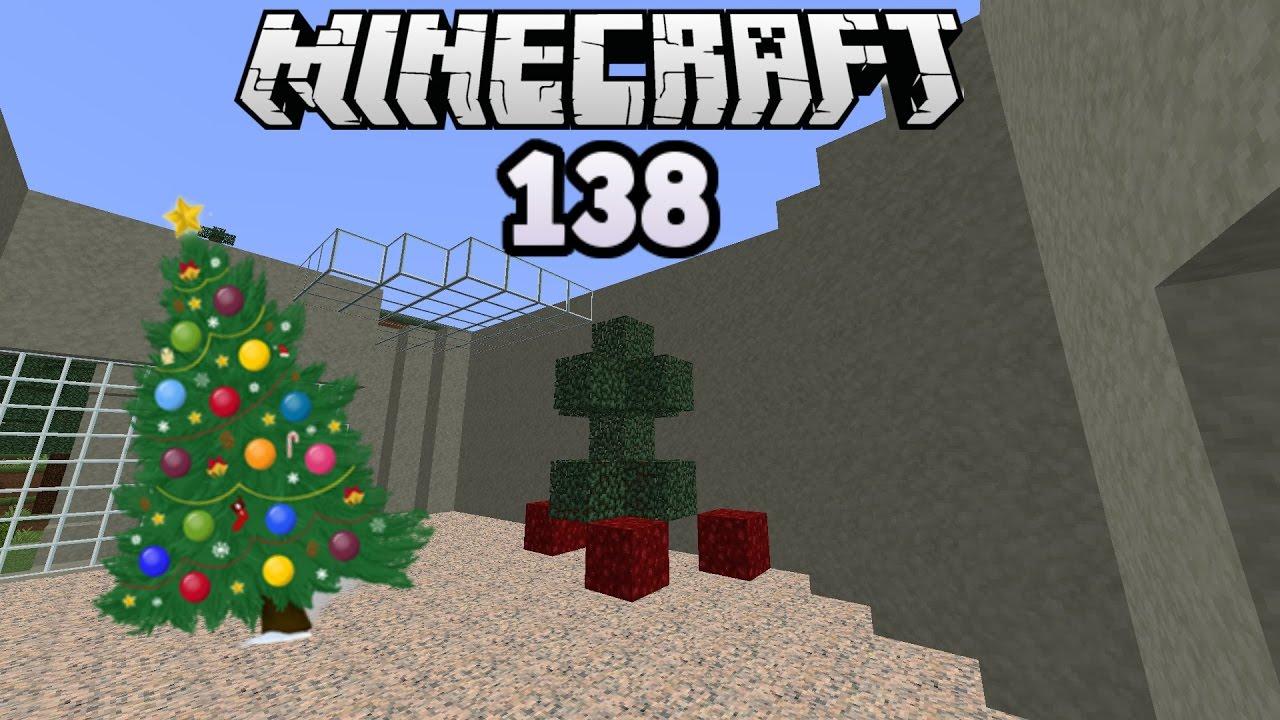 Minecraft Tannenbaum
