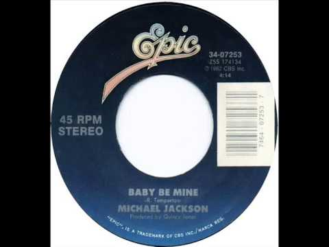 Michael Jackson - Baby Be Mine (Dj ''S'' Bootleg Extended Dance Re-Mix)
