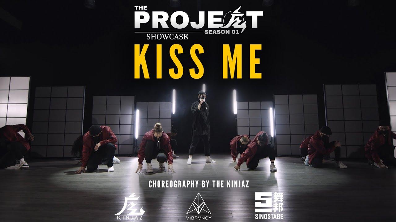 "Download KINJAZ ""Kiss Me"" | The Projekt Showcase"
