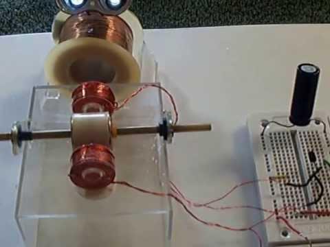 Basic Electronic Pulse Motor