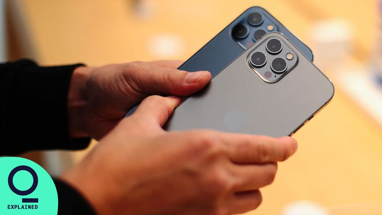 Inside the RAW Camera Feature in Apple's iPhone 12 - Bloomberg Quicktake: Now