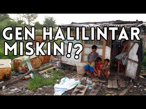 Gen Halilintar Jatuh MISKIN.....