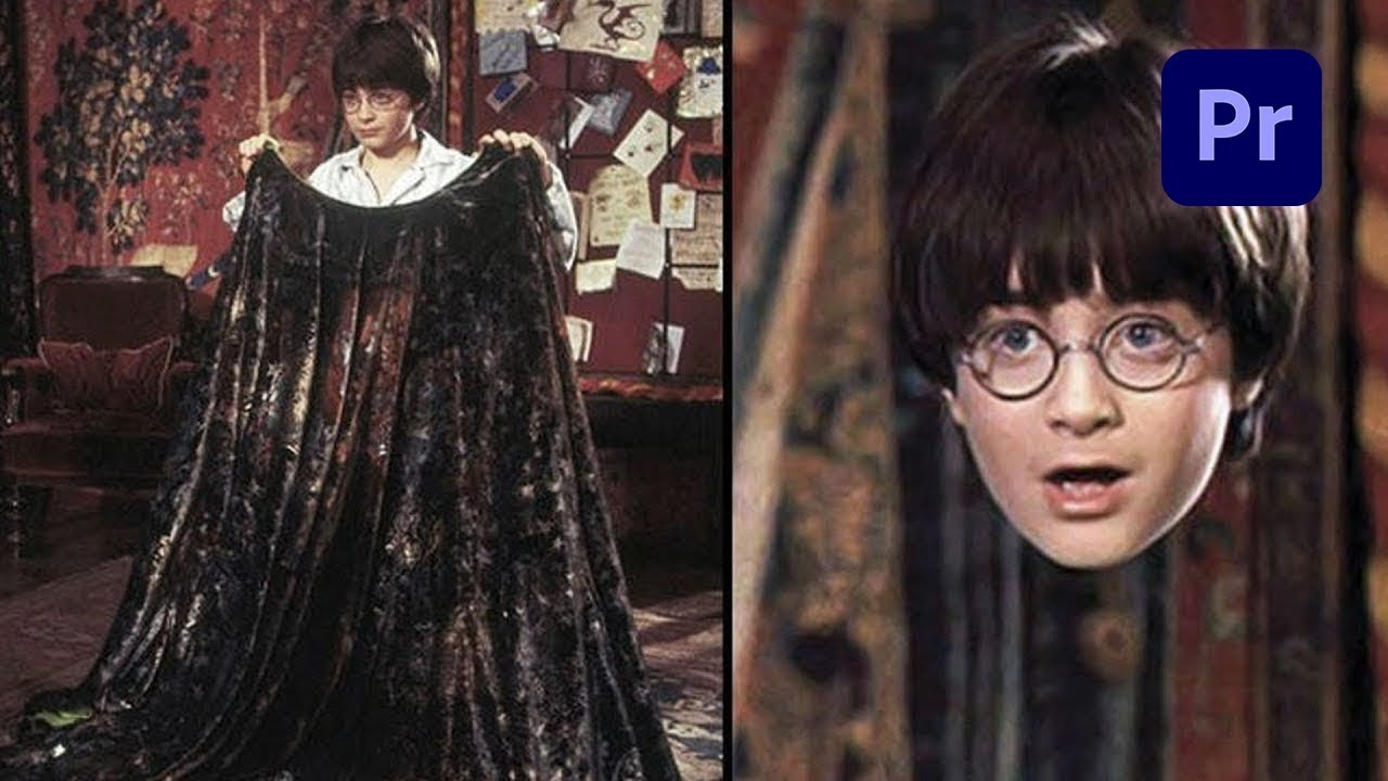 Harry Potter S Invisibility Cloak Tutorial In Premiere Pro