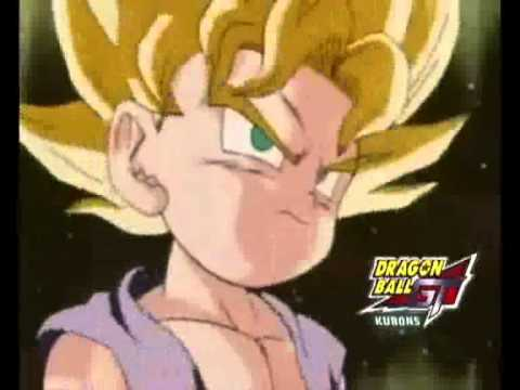Dragon Ball GT - Soundtrack 25
