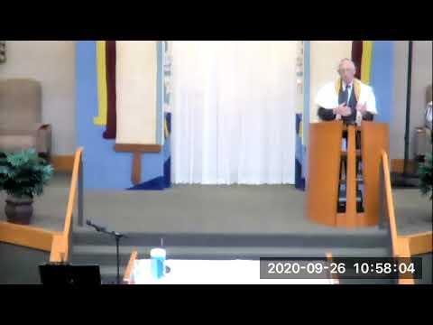 Rabbi Matthew Simon's Shabbat Shuvah Sermon 2020/5781