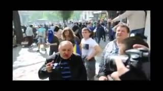 Одесса разоблачение сценария событий в Доме Профсоюзов(Автор смонтировал ролик из видео по Одессе, где основные персонажи изобличаются и логично обьясняется., 2014-05-22T21:07:12.000Z)
