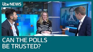 Can we trust the 2019 UK election polls and how will the Brexit Party perform?   ITV News