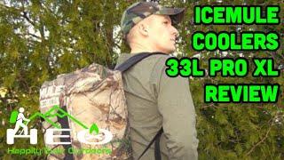 Icemule Coolers 33L Pro XL Review