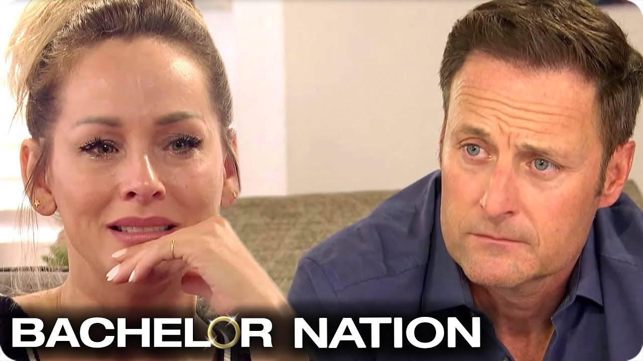 Chris Harrison gives his final rose and another Bachelorette breakup