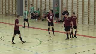 Futsal Kakkonen 2018-2019 / Ylöjärven Ilves FS vs. VehU maalikooste 12.1.2019