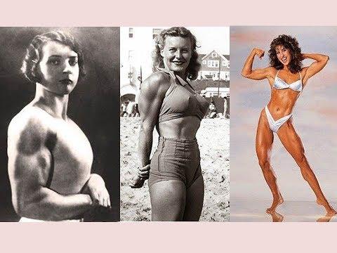 Female bodybuilding: The Beginning