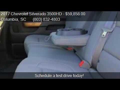 2017 Chevrolet Silverado 3500HD  for sale in Columbia, SC 29