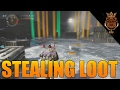 The Division Stealing 22 Loot Items Alpha Bridge Manhunt Lets Talk