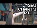 How to Fit Your Bike for Best Comfort and Performance | Complete Guide to Geometry Charts Pt. 1