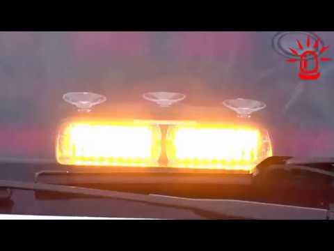 LED Scheibenblitzer -