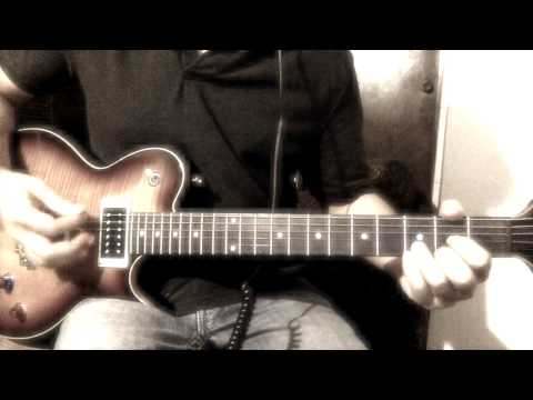 Warrant - I Saw Red Acoustic (cover guitarra)