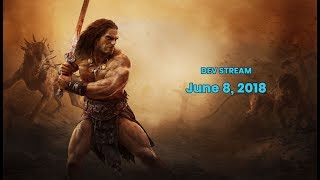 Conan Exiles Community Friday - Post-launch recap, roadmap and community clips