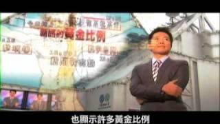 華視主播 蘇逸洪的黃金比例!