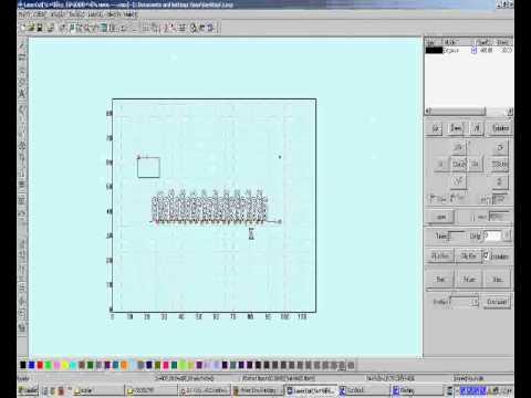 LaserCut 5.3 Software Tutorial Part3 (English) thumbnail