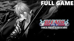 Bleach: Soul Resurreccion Full Game Walkthrough Gameplay - No Commentary Longplay (PS3)