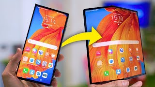 HUAWEI MATE XS vs FLEXIBLES DE SAMSUNG!!!!!!!
