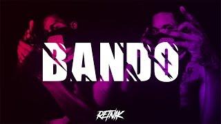 [FREE] 'BANDO' Hard Booming 808 Drill Type Trap Beat | Retnik Beats | 808 Mafia Type