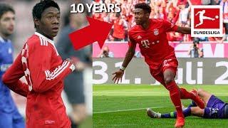 David Alaba - Fc Bayern München´s Free-kick Master And Loyal Defender