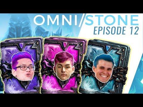 Omni/Stone ep. 12 w/ Brian Kibler, Firebat & Frodan