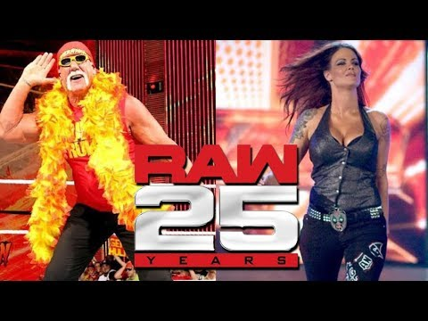 12 WWE Legends who deserved to be at RAW 25th But Weren