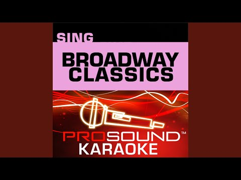 I Whistle A Happy Tune (Karaoke Instrumental Track) (In the Style of Julie Andrews (King and I)