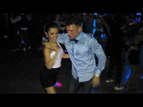 Comadreja Salsa Congress 2013 ~ Social ~ Carine Morais & Silvio González