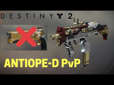 Antiope-D Memelody (PvP Compilation)