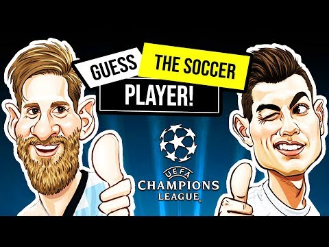 Guess The Soccer Player | Football Quiz