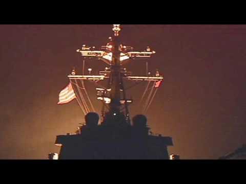 USS John Paul Jones successfully intercepts a ballistic missile target.