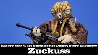 Star Wars Black Series Zuckuss Hasbro The Empire Strikes Back Review