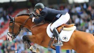Мотивация конный спорт(страха больше нет)