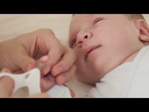 Clipping Your Baby's Nails Boys Town Pediatrics Quick Tip