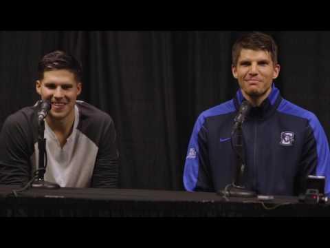 Doug McDermott & Kyle Korver Postgame Press Conference - 10/20/16