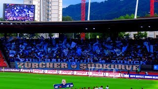GHS in Zürich - FC Zürich vs. BSC Young Boys - 19.08.2017