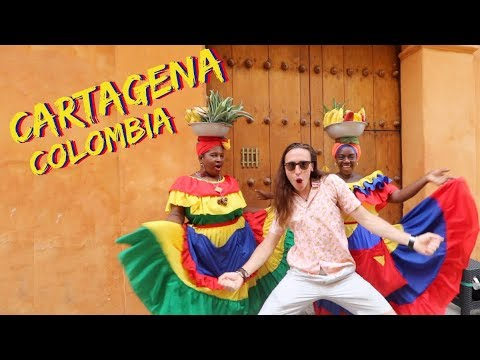 BUDGET BACKPACKER GUIDE TO COLOMBIA COAST - CARTAGENA