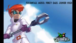 Fusionfall Music - Pokey Oaks Junior High (Infected Zone)