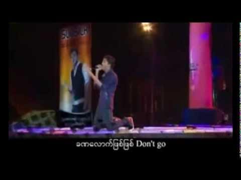 Yair Yint Aung - Don't Go